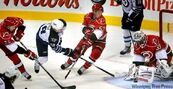 Jets win 3-1 over Hurricanes