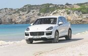 The new Porsche Cayenne offers increased efficiency, a sharper design, and more precise driving dynamics.