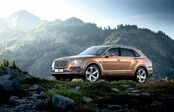 The starting price for the new 2017 Bentley Bentayga is a staggering $241,900.