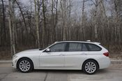 HANEY LOUKA</p><p>The BMW 328 xDrive Touring is a station wagon with sports car DNA.</p></p>