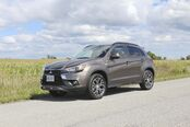 PETER BLEAKNEY / POSTMEDIA</p><p>Mitsubishi upgraded the RVR for 2016, most noticeably with the subcompact cossover's interior, which features a new infotainment system that is easy to navigate.</p>