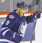 Evander Kane's hand injury will keep him out of the lineup until after the Olympics.