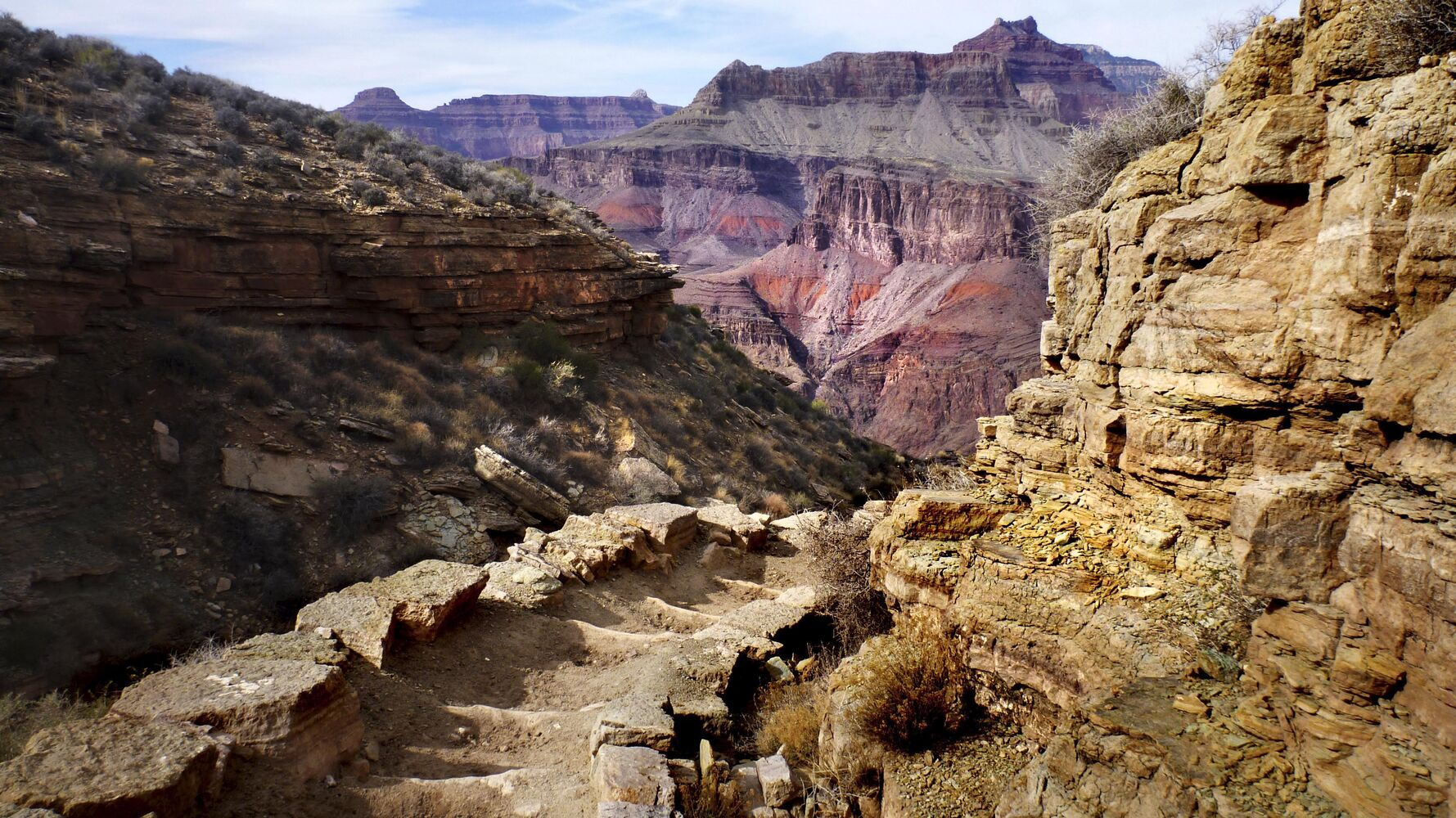 Kaibab trail  (Ruth Bonneville )
