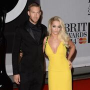Calvin Harris and Rita Ora