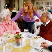 Dining options are among the many things retirees have to consider when researching retirement homes and facilities.