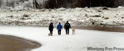 Ice jam poses rising threat