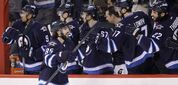 Perreault a 'four-middable' star of Jets' win over Panthers