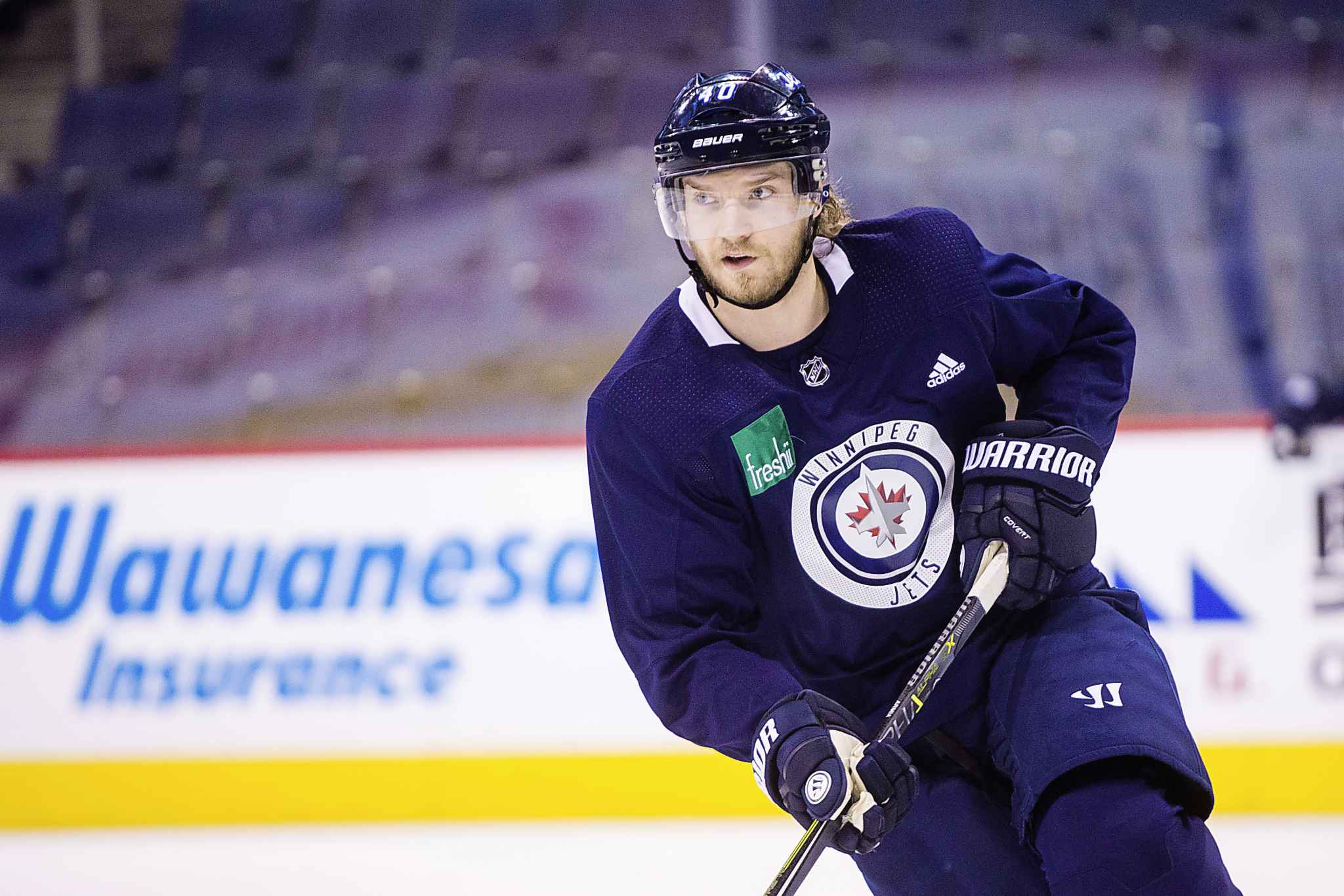 Joel Armia is playing some of the best hockey of his NHL career at the most opportune time for the Winnipeg Jets.