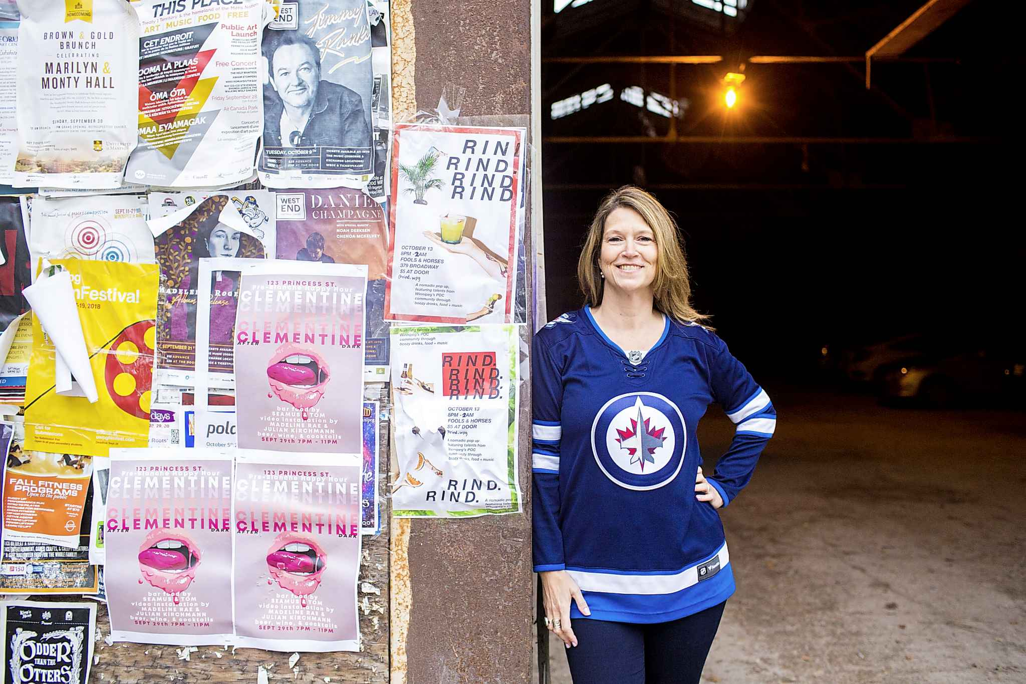 """Thornton: """"I want to develop great new Manitoban stories."""""""