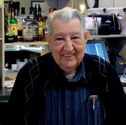 At 86 years young, Bill Weaver recently retired from bartending at the Army, Navy, Air Force Veterans of Canada Hall in Fort Rouge.