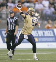 Initial reports indicate Winnipeg Blue Bombers quarterback Drew Willy should be able to return this season.