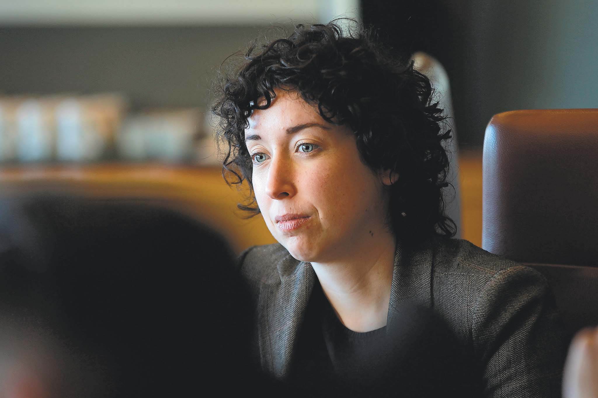 Beyond the individual's choice, there is also the consideration of others in the workplace to take into account, says lawyer Dayna Steinfeld. (Phil Hossack / Winnipeg Free Press files)