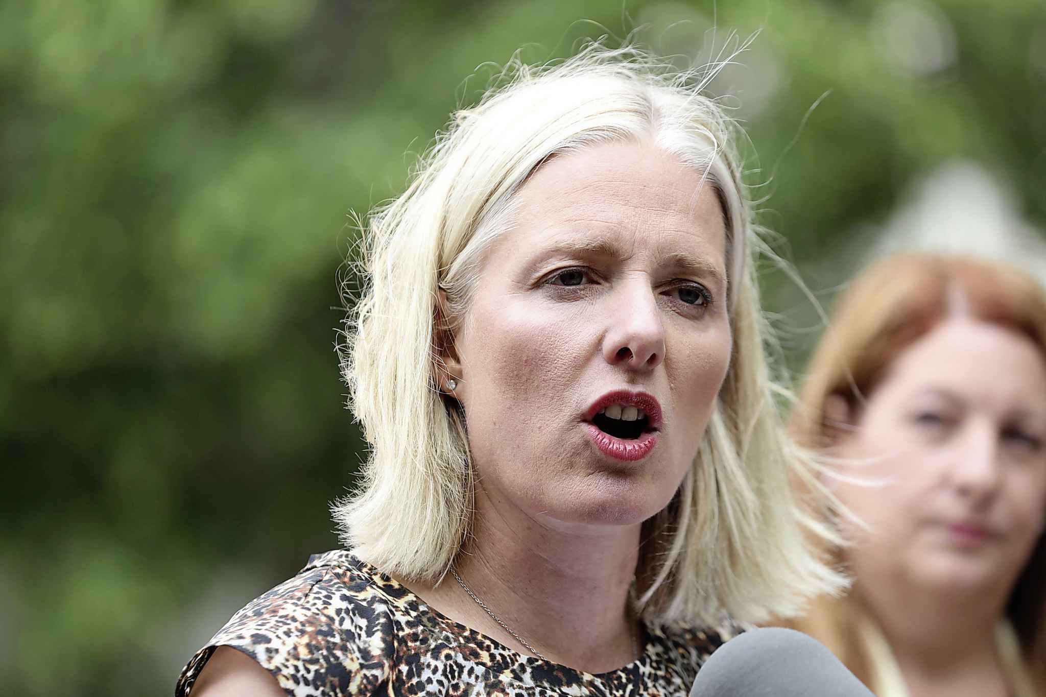 Minister of Environment and Climate Change Catherine McKenna