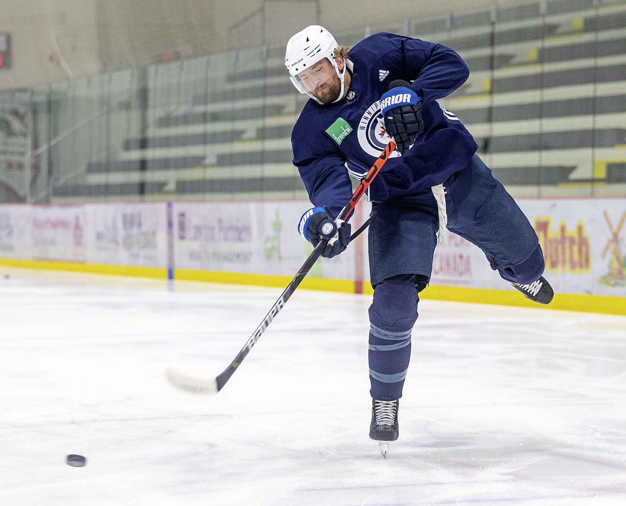 SASHA SEFTER / WINNIPEG FREE PRESS FILES</p><p>Blake Wheeler</p>