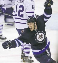 Winnipeg Jets' Bryan Little has just an inkling of what to expect, but he's pumped.