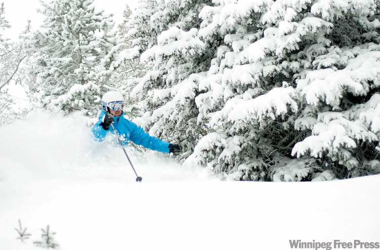 With over 378 inches of snowfall last year, powder hounds will find plenty to occupy at Winter Park Resort.