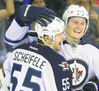The Jets would be keen on having Jacob Trouba (United States) and Mark Scheifele (Canada) extend their seasons if asked.