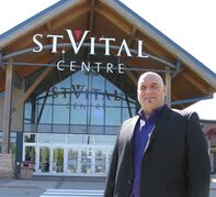 Steven Hennessey is in the running to become the next city councillor of St. Vital.