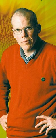 Bill McKibben wrote a book encouraging a move away from 'store-bought' Christmases more than a decade ago.