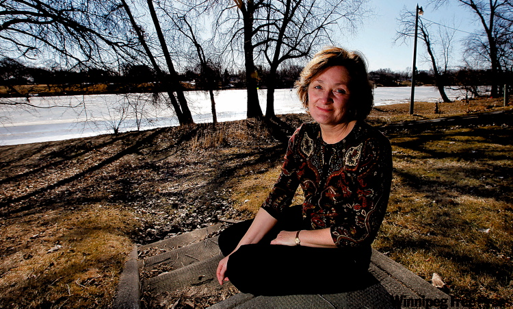 Winnipegger Joan Thomas waited until she was nearly 60 to launch her successful career as an award-winning novelist