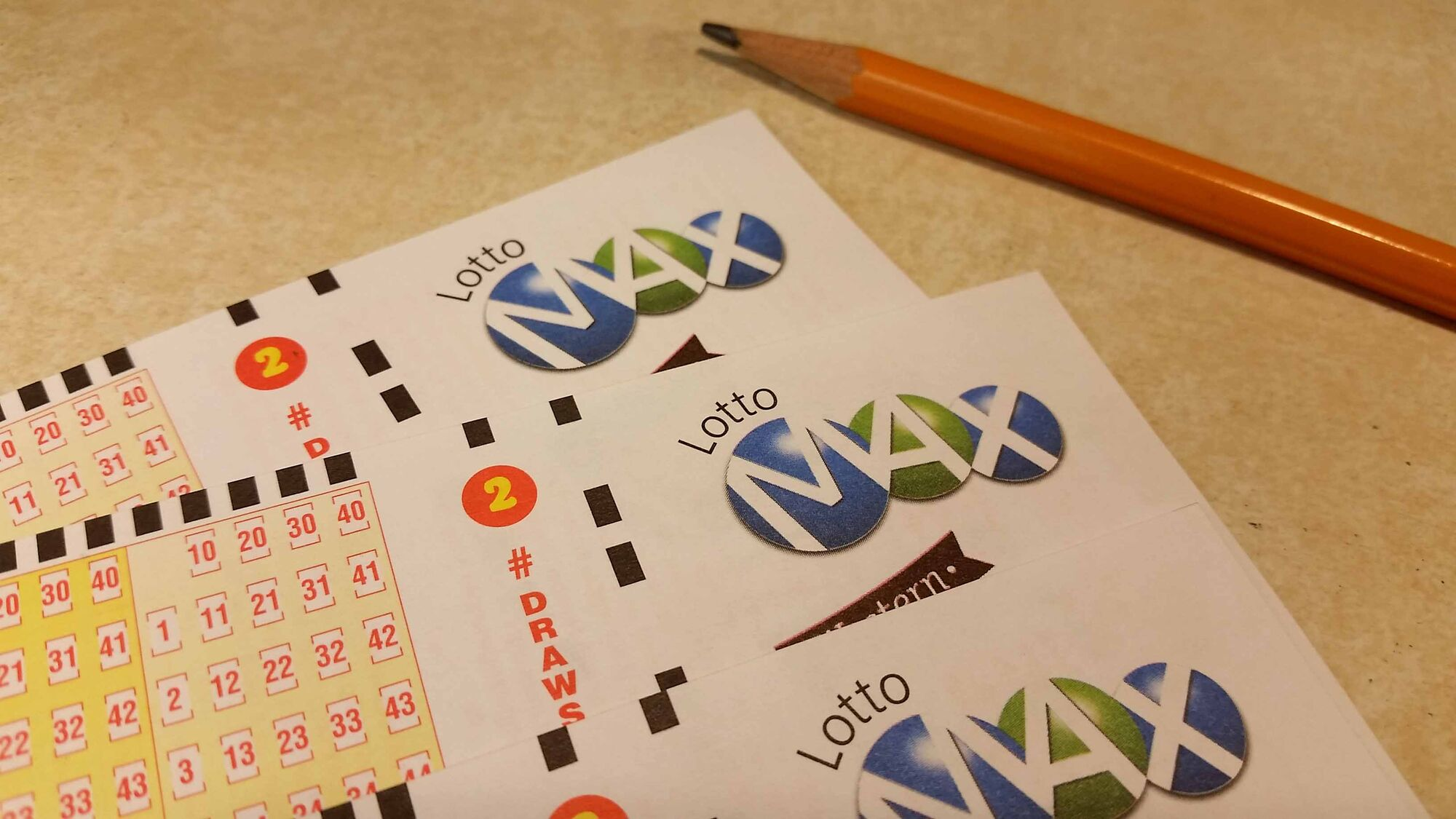 The recent $60-million winning lottery ticket in Manitoba was sold online owing to pandemic restrictions.