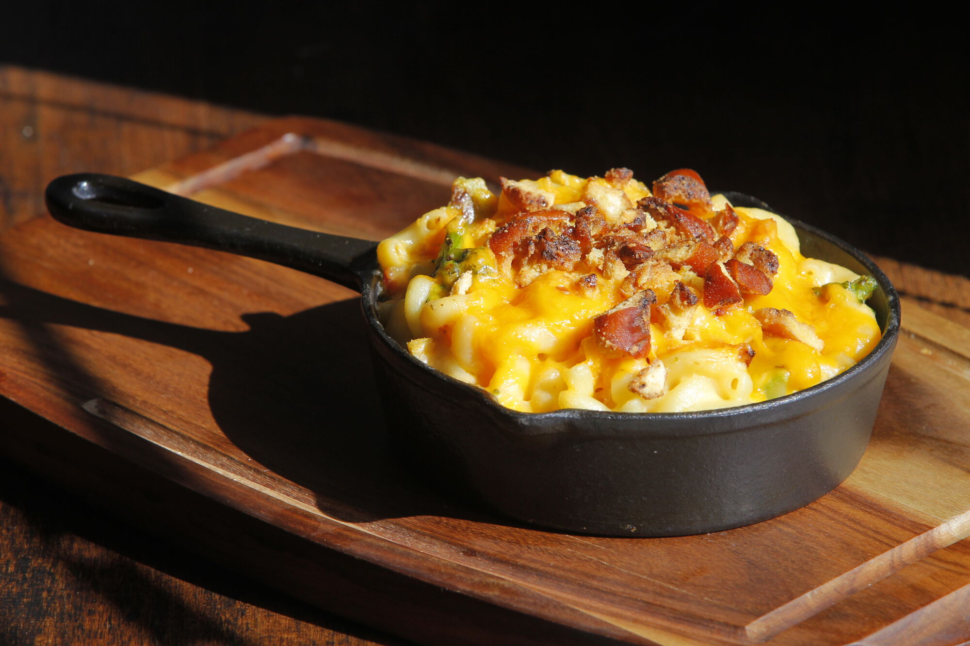 Mac 'n' cheese at Marion Street Eatery