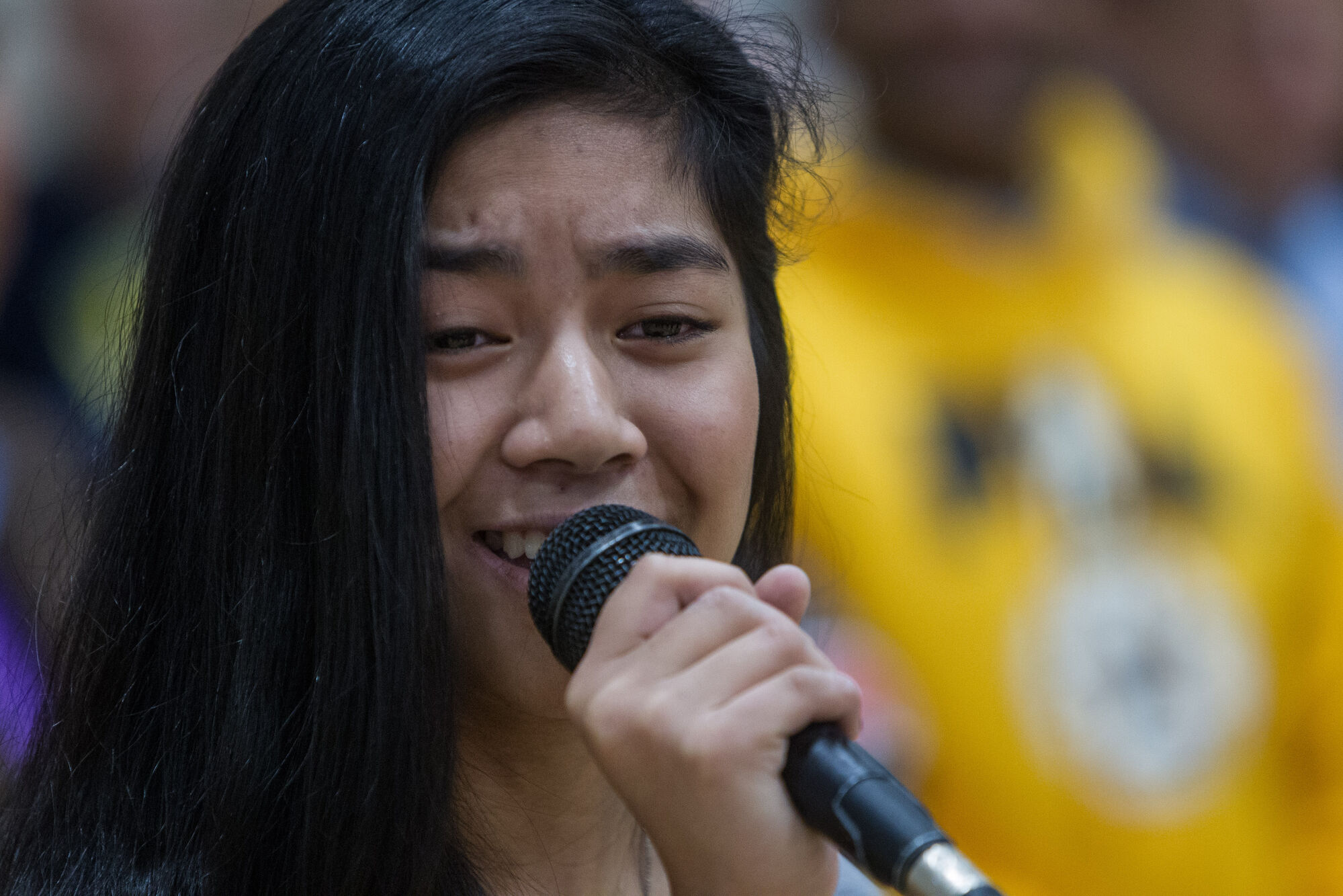 The 15-year-old Aragon shot to Internet fame in 2011 when a video of her rendition of Lady Gaga's Born This Way became a viral sensation on YouTube, earning more than 58 million views.