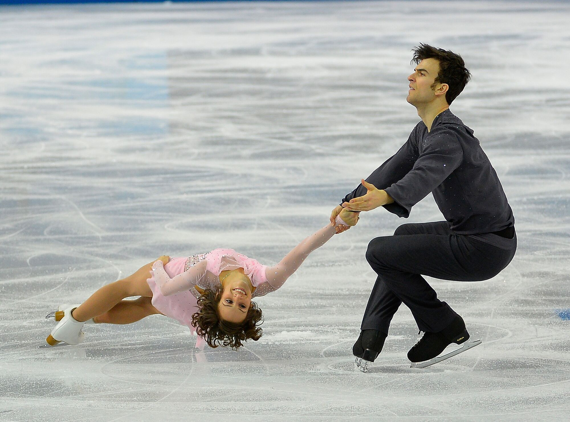 Eric Radford and  partner Meagan Duhamel have  consistently ranked among the top three skating pairs  couples in  the world.