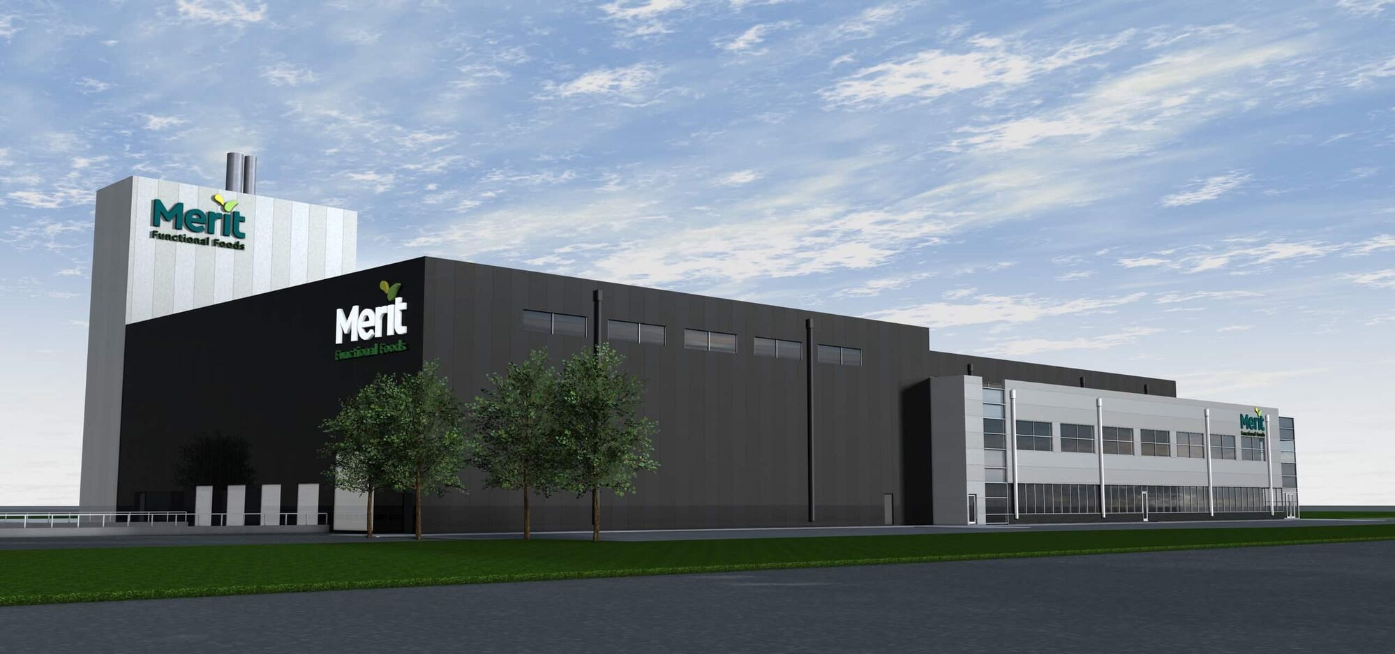 Merit Functional Foods, the company building a $65 million-plus pea and canola protein processing facility in Centreport, has received a $19.1 million injection of cash and industry support. (Supplied)