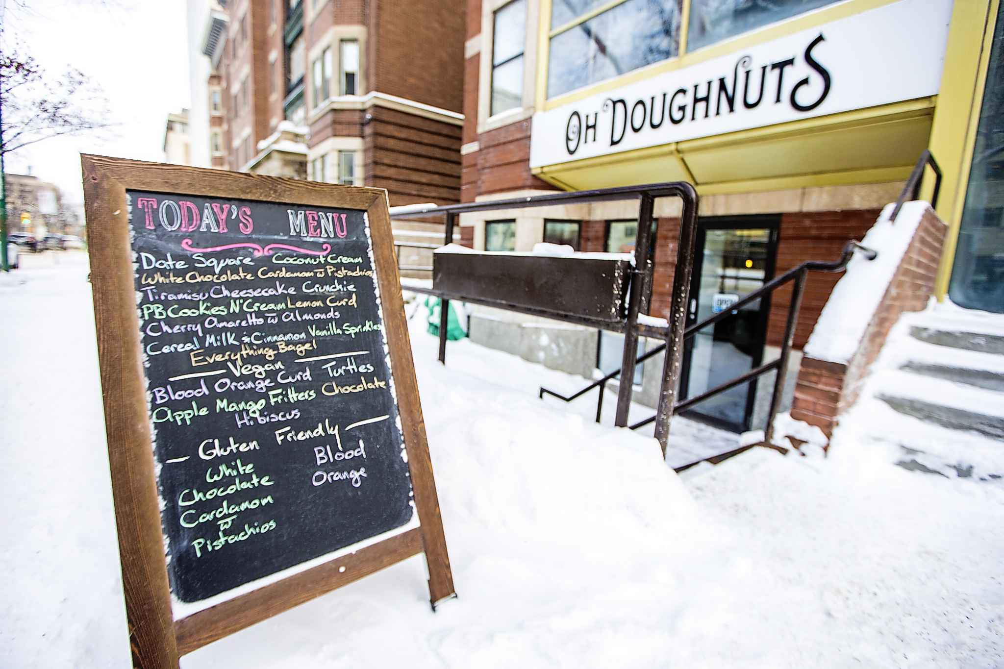 Despite whatever the trolls said, support for the Winnipeg shop soon drowned it out: thousands of responses to both the thread and Trudeau's tweet gave kudos to both the 23rd Prime Minister for supporting a local business and to the shop for asserting itself. (Mikaela MacKenzie / Winnipeg Free Press)
