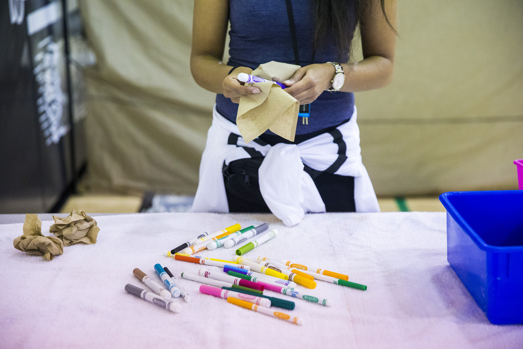 As childcare costs rise, the government would need to increase operating grants to childcare centres to maintain the $10-a-day fee structure. (Mikaela MacKenzie / Winnipeg Free Press files)
