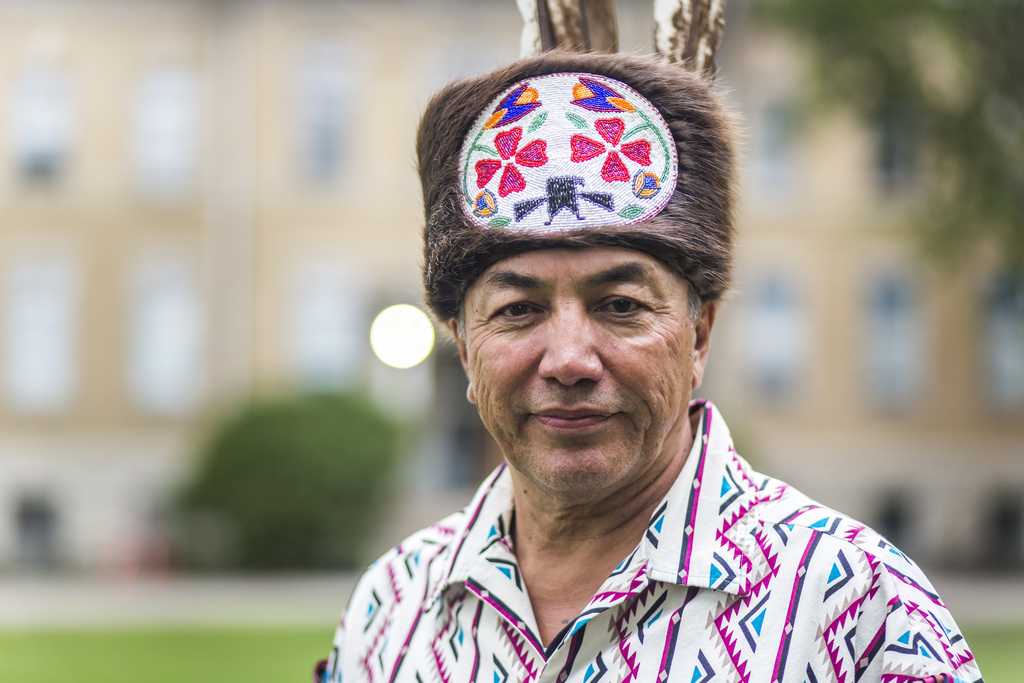 Until Indigenous Manitobans see evidence of reconciliation in action, nothing will change, says Long Plain First Nation Chief Dennis Meeches. (Mikaela MacKenzie / Winnipeg Free Press files)