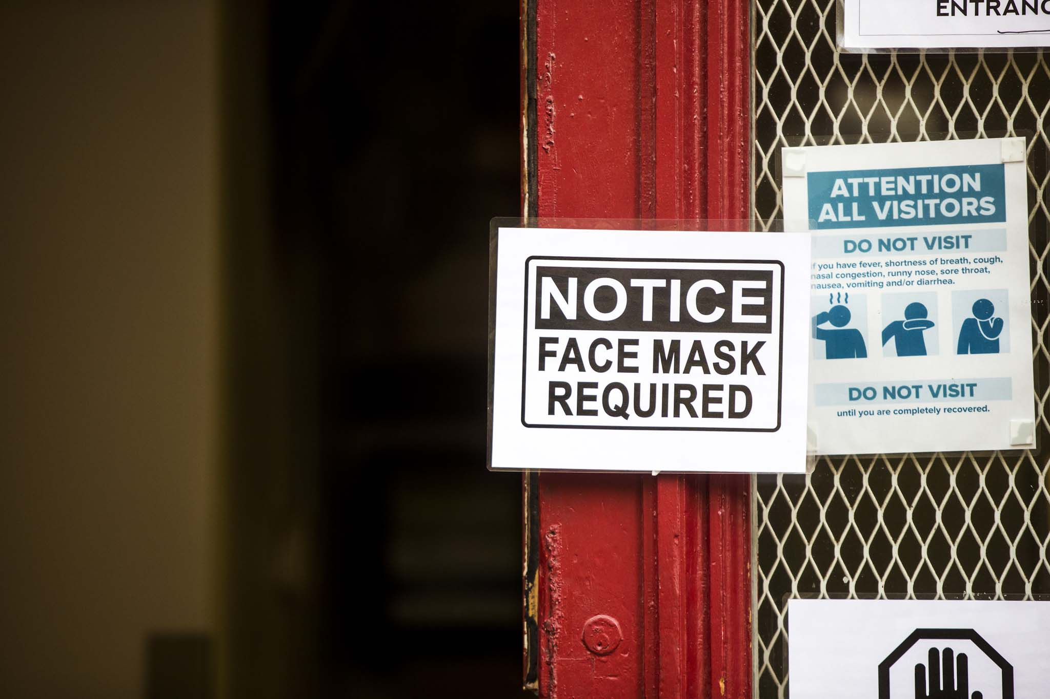 As for mask mandates, Roussin said businesses are liable for their employees only in public-facing contexts, and to remind patrons to wear masks. Beyond that, it is the individual's responsibility to wear a mask.