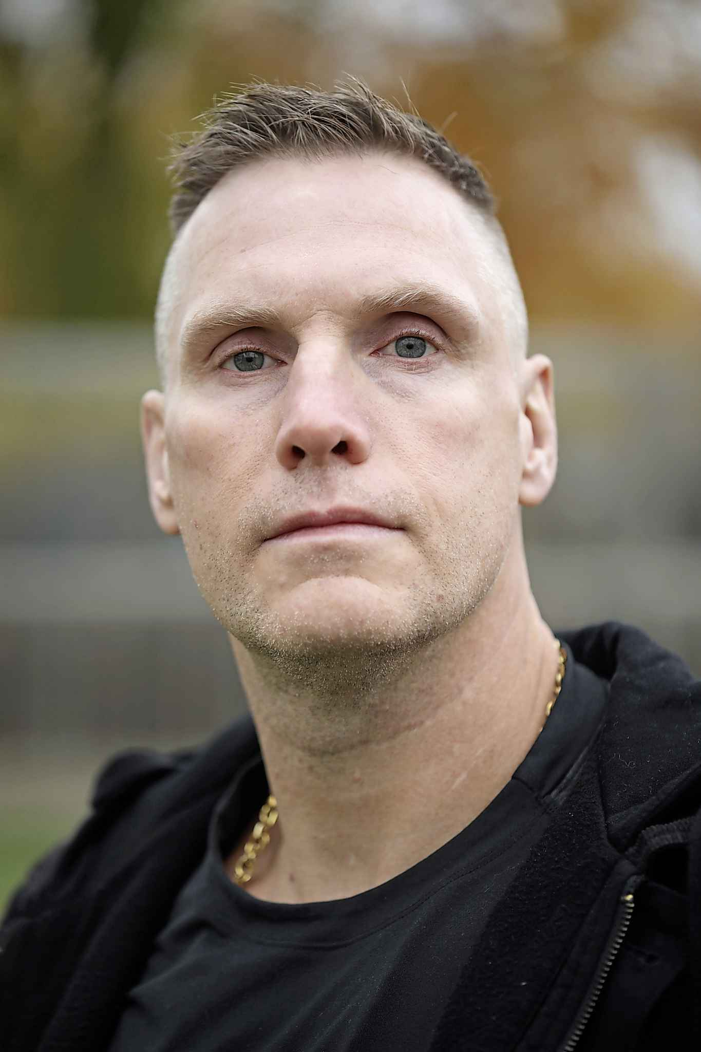One of Macaulay's biggest challenges was finding the same structured support system that he had behind bars. (Tim Smith for the Winnipeg Free Press)