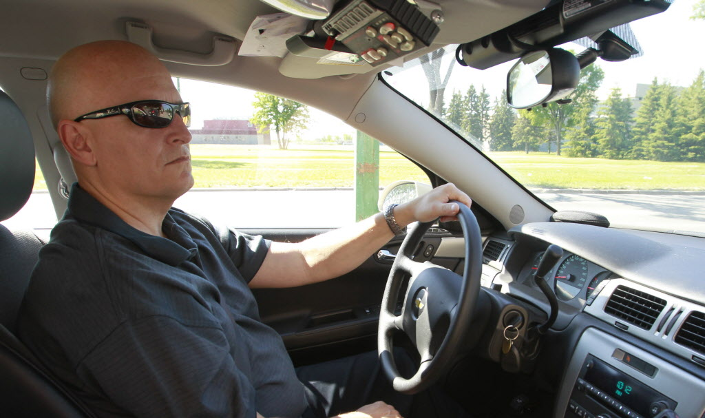 Winnipeg police Staff Sgt. Rob Riffel is frustrated with the difficulty in prosecuting dangerous drivers.