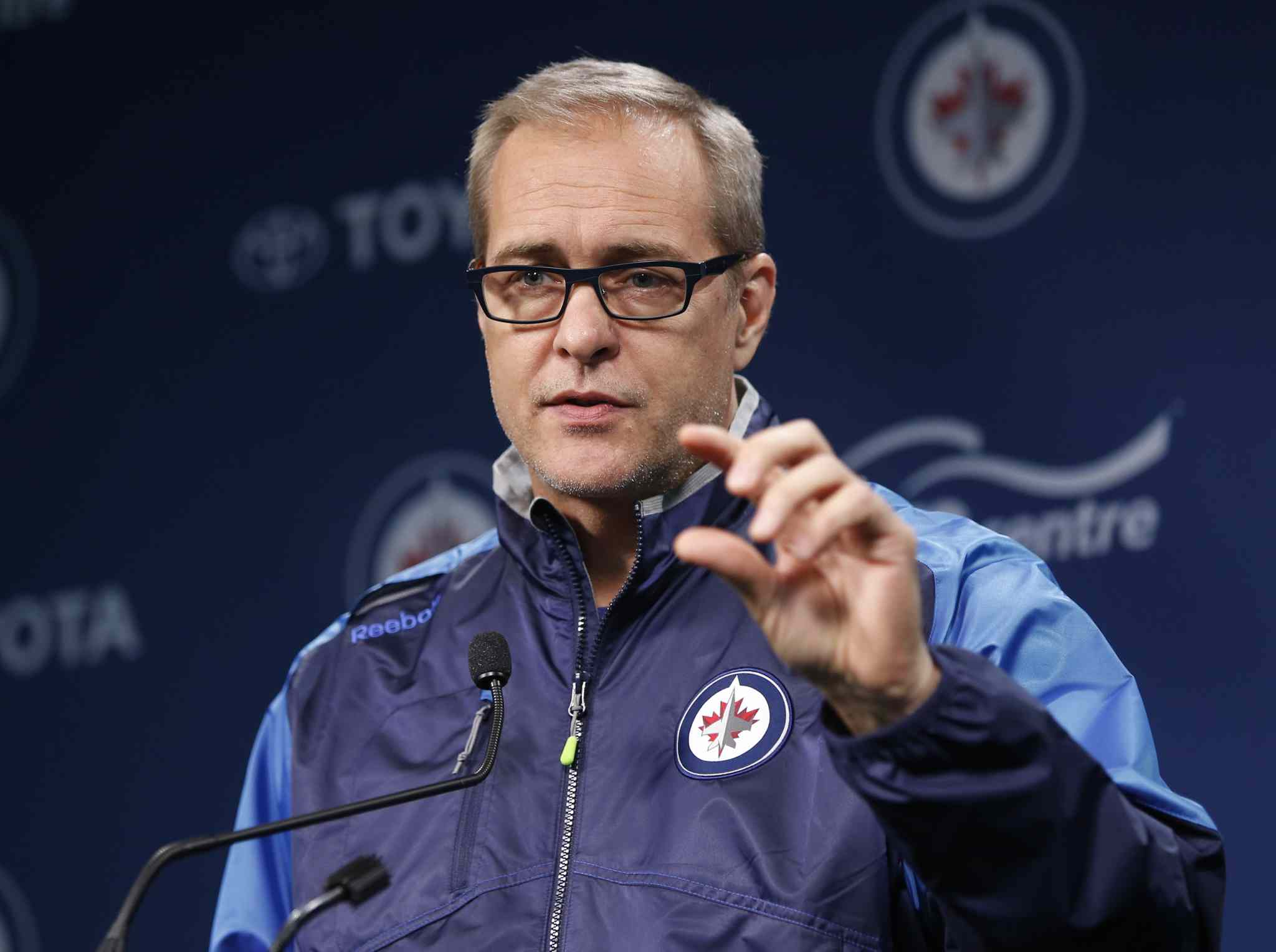 Winnipeg Jets Head Coach Paul Maurice is happy what he's seen from his young prospects in camp and added they've made some decisions very difficult.