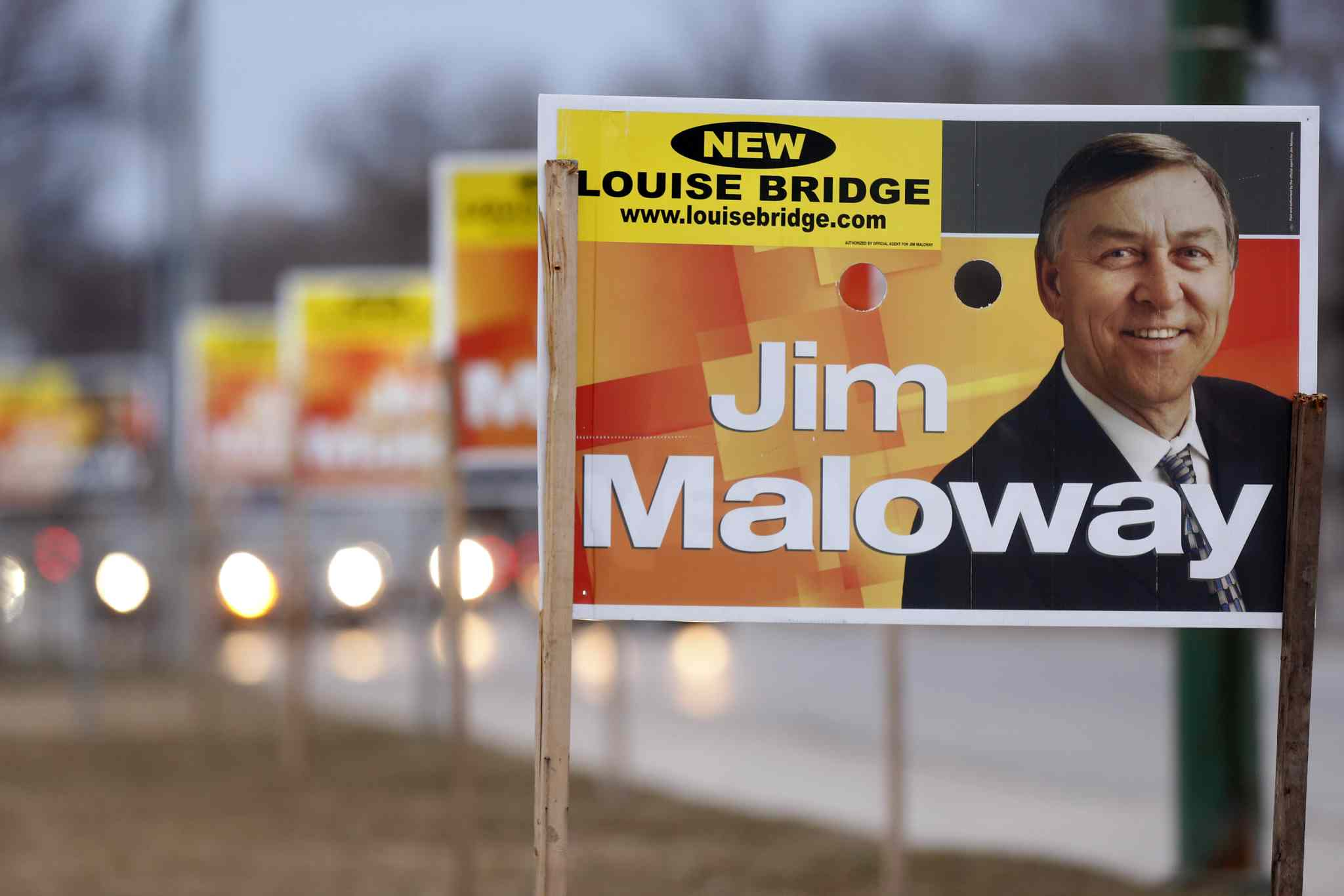 Internal polls suggested the NDP's grip on traditional strongholds, such as Elmwood, was slipping.