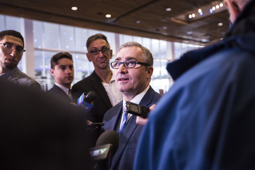 Manitoba Chambers of Commerce President Chuck Davidson says his organization welcomes the program, but worries cash-strapped businesses may not be able to hire summer students. (Mikaela MacKenzie / Winnipeg Free Press files)