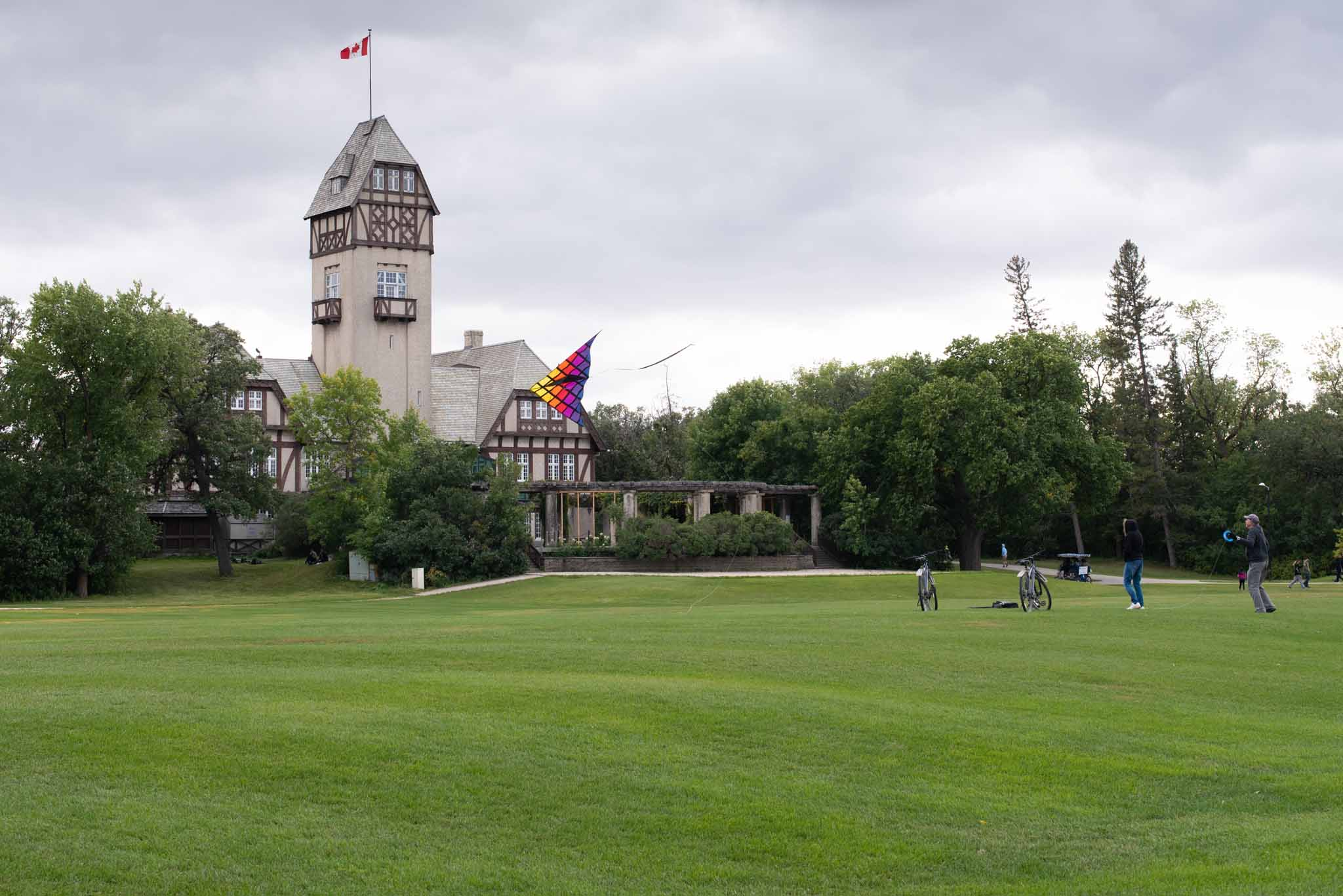 While Assiniboine Park might seem made for this pandemic moment, the connection between public parks and public health goes back to the 1800s.