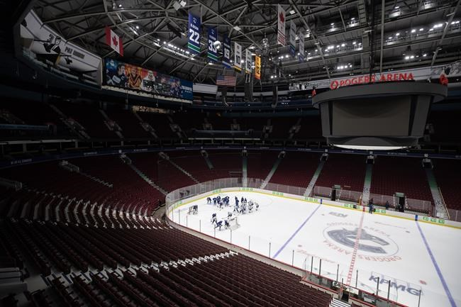 Canucks cancel practice, workouts due to potential COVID-19 exposure