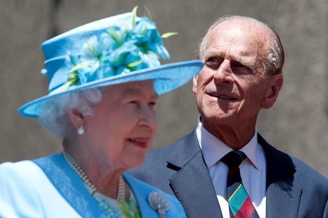 Queen Elizabeth and Prince Philip, the Duke of Edinburgh, take part in the unveiling of a statue of jazz legend Oscar Peterson at the National Arts Centre in Ottawa on June 30, 2010. Prince Philip, the Queen's husband of more than 70 years, passed away at Windsor Castle on Friday, Buckingham Palace announced. THE CANADIAN PRESS/Sean Kilpatrick