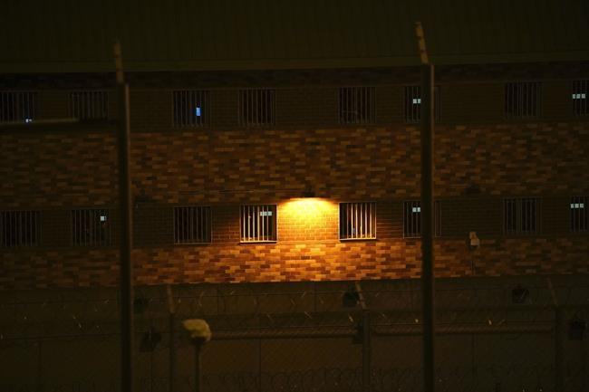 Cell windows of Brians 2 penitentiary center in Sant Esteve Sesrovires, near Barcelona, northeast Spain, on Thursday, June 24, 2021. John McAfee, the creator of the McAfee antivirus software, has been found dead in his cell in the jail, a government official has told The Associated Press. Earlier Wednesday, a Spanish court issued a preliminary ruling in favor of his extradition to the U.S. to face tax-related criminal charges. Security personnel at the penitentiary near the northeastern Spanish city tried to revive McAfee, who was 75, but the jail's medical team finally certified his death, the regional Catalan government said. (AP Photo/Joan Mateu)