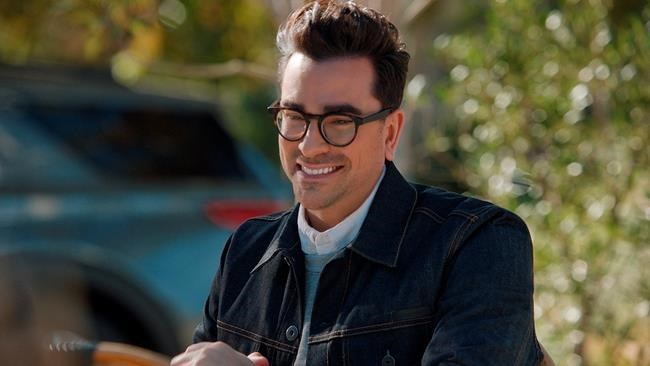 Schitt's Creek creator-star Dan Levy posted about his participation in the Indigenous Canada course on social media, encouraging others to join him. THE CANADIAN PRESS/HO via AP