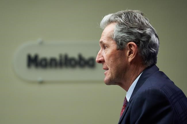 Manitoba cabinet minister hints at trouble with premier's remarks on Canadian history