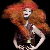 The always-understated Björk is the centre of attention in Biophilia: Live.