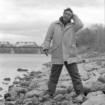 Faron Hall drowned in the Red River last week.