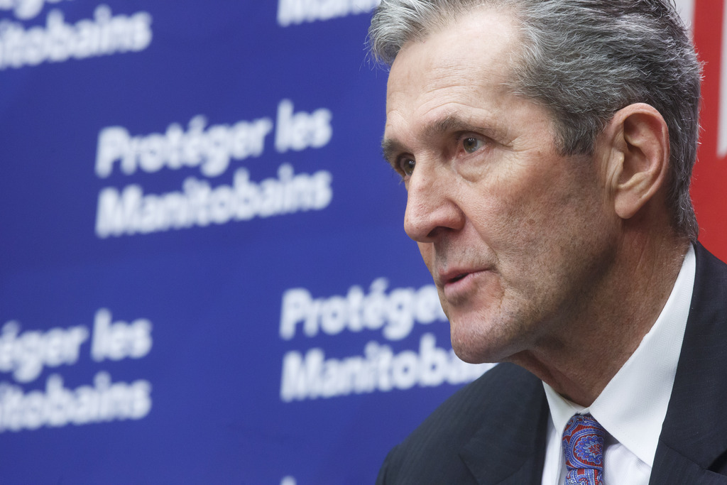 Premier Brian Pallister announced last week his government had reached an agreement to purchase two million doses of a yet-to-be-approved vaccine from Calgary-based Providence Therapeutics. (Mike Deal / Winnipeg Free Press)