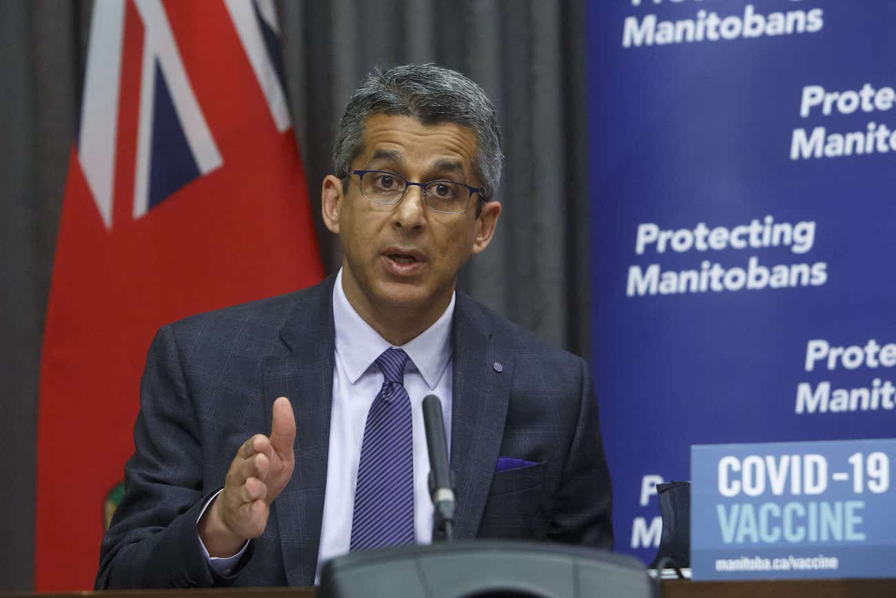 Manny Atwal, president and CEO, Manitoba Liquor and Lotteries. (Mike Deal / Winnipeg Free Press files)