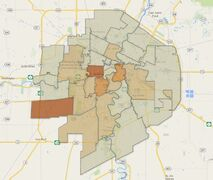 Where are Winnipeggers registering most for buffer zones?  Our interactive map tells the story.