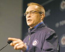 Winnipeg Jets head coach Paul Maurice will not spare the lash during training camp. His players will be fit.